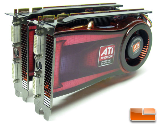 ATI Radeon HD 4770 512MB Video Cards in CrossFire