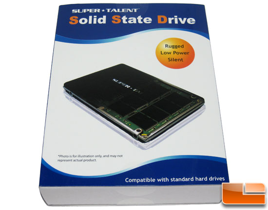 Super Talent UltraDrive ME 64GB SSD FTM64GX25H Retail Box