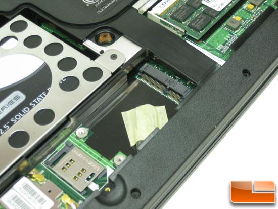 pci express slot. Mini PCI Express Slot