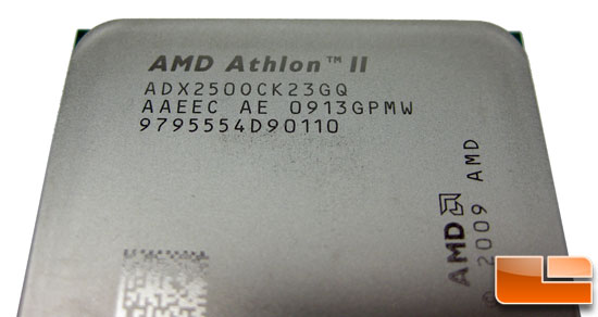 AMD Phenom II X2 and Athlon II X2 Logo