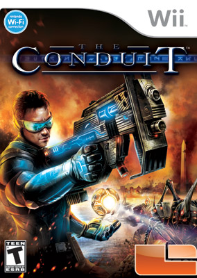 The Conduit - Nintendo Wii