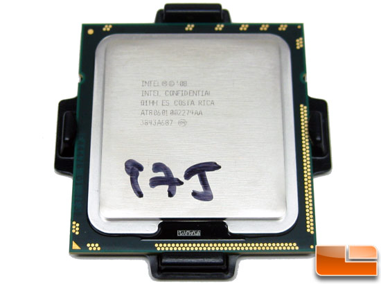 Intel Core i7-975 Extreme Edition Processor
