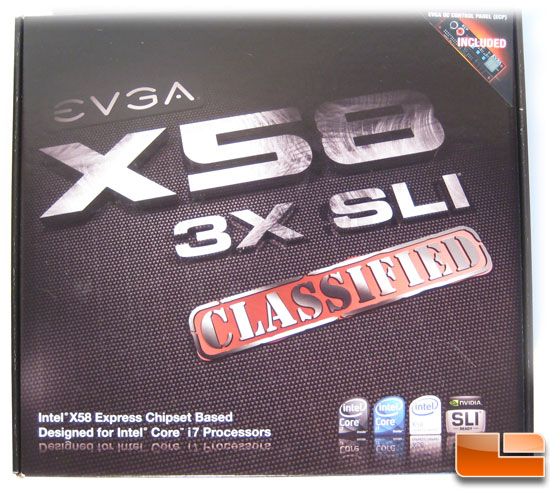 EVGA Classified E761 Box