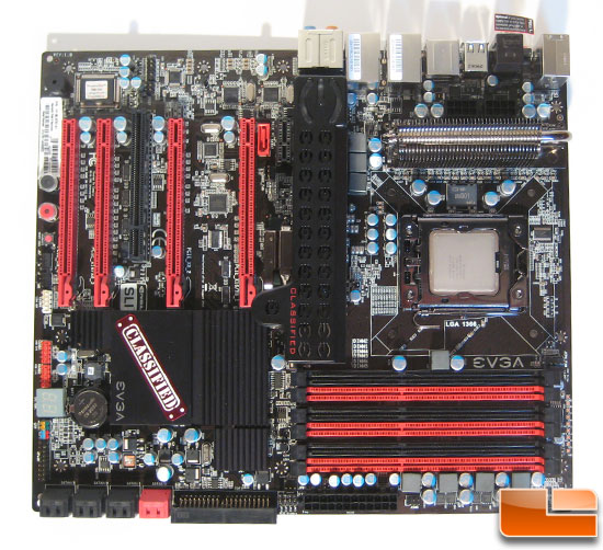 EVGA Classified E761 Board
