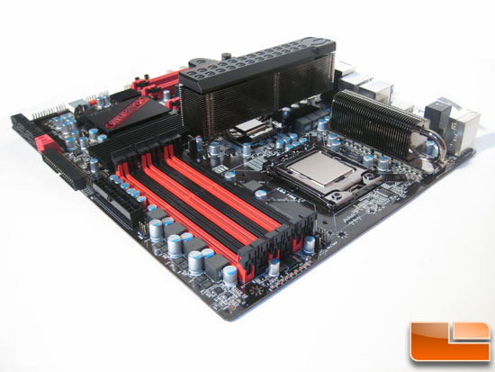 EVGA Classified E761 Overview
