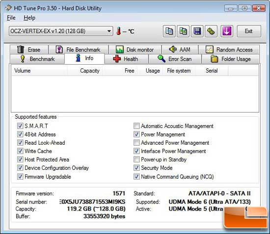OCZ Vertex EX SSD Update Guide To Firmware v1 20 - Page 2 of