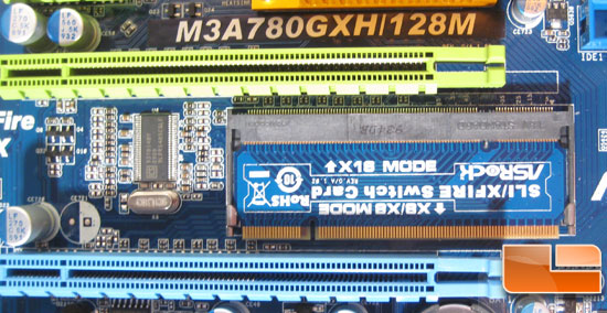 ASRock M3A780GXH Toggle Card