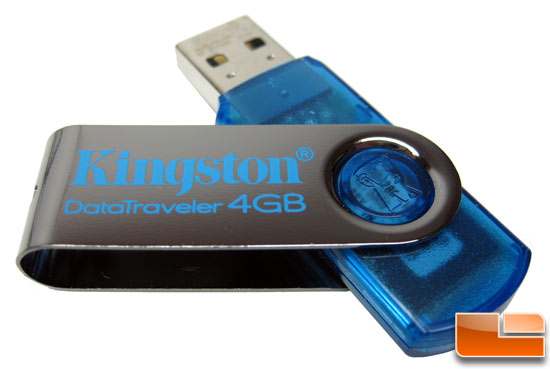 Kingston DataTraveler 101 DT101C/4GB Capless