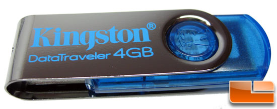 Kingston DataTraveler 101 DT101C/4GB