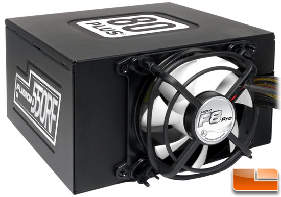 Arctic Cooling Fusion 550RF Power Supply Review