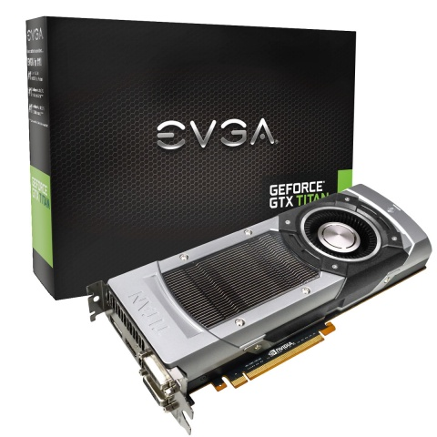 EVGA GeForce GTX Titan