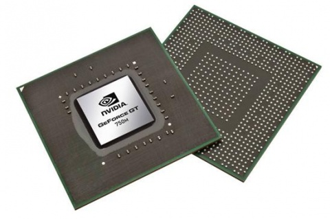 GeForce 750M GPU
