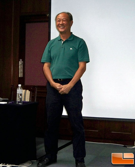 David Sun, co-founder and Chairman of Kingston Technology