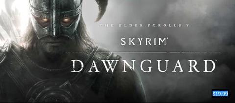 skyrim dawnguard how to stop the sun form harming you