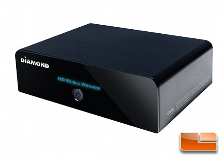 Diamond MP1000 Media Wonder Full 1080P HD Player