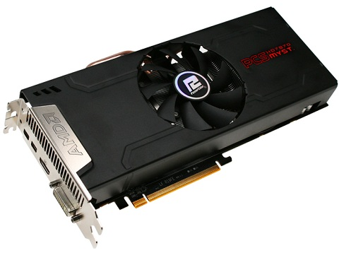 PowerColor PCS+ HD7870 Myst