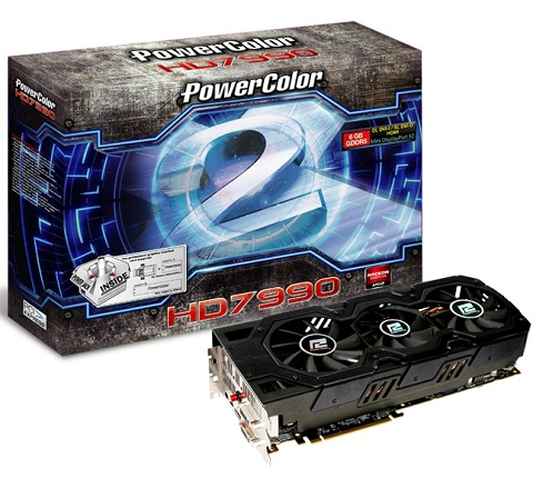 PowerColor HD7990