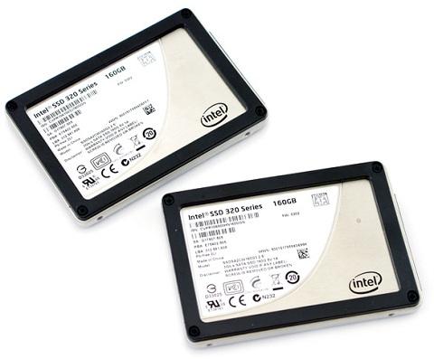 Intel SSD RAID 0