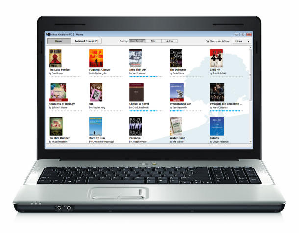 free kindle app for pc windows 7