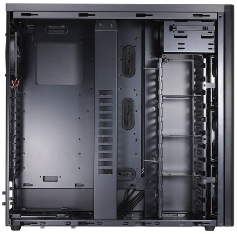 Lian-Li PC-A75X Inside