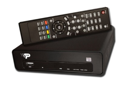 Patriot Box Office HD Media Player