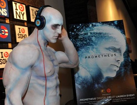 Prometheus Beats