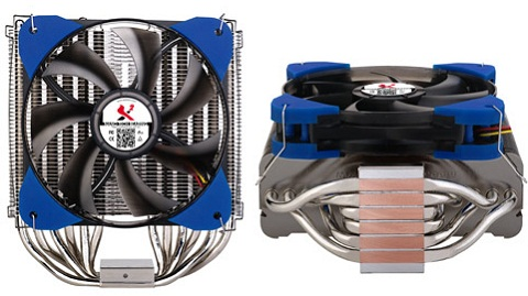 Spire X2.9883 CPU Cooler