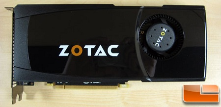 Zotac GeForce GTX 470 Video Card