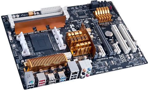 ECS A970M-A Deluxe Motherboard