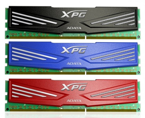 adata xpg DRAM colors