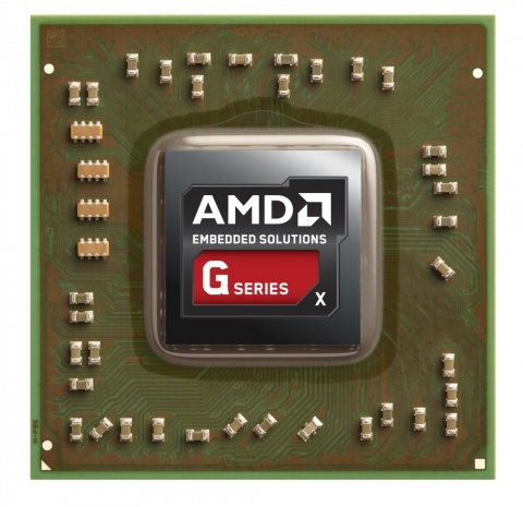 AMD Embedded G-Series System-on-Chip