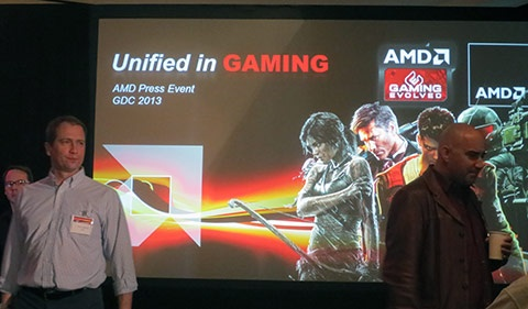 AMD GDC 2013 Press Conference
