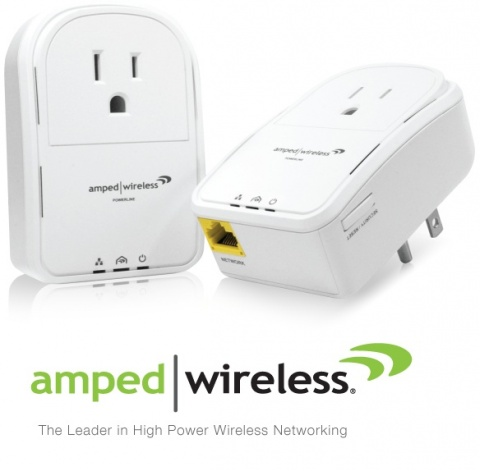 Amped Wireless PLA2