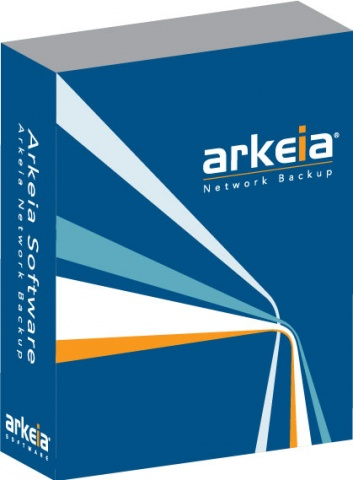 Arkeia Network Backup version 10.0 software