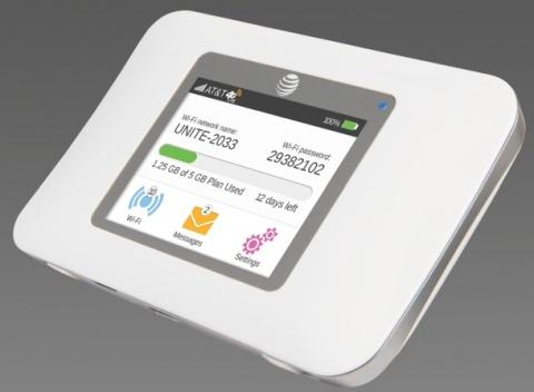 ATT Unite 4G LTE hotspot