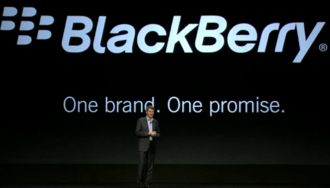 Blackberry renaming