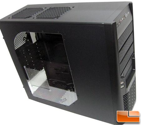 Cooler Master Elite 430 Black Mid Tower PC Case