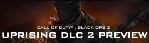 COD Uprising DLC Map Pack
