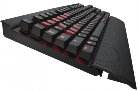 Vengeance K70 WASD gaming keys