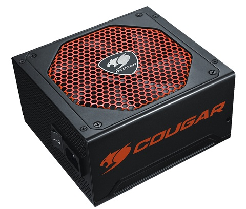 COUGAR RX power supply
