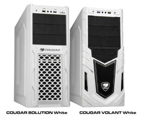 COUGAR VOLANT WHITE CASE