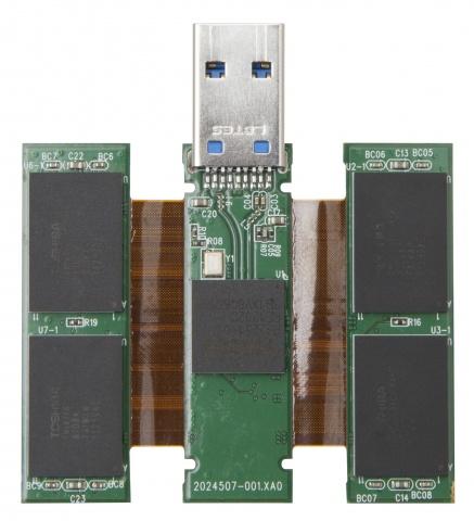 DataTraveler HyperX 512GB Flash Drive Controller