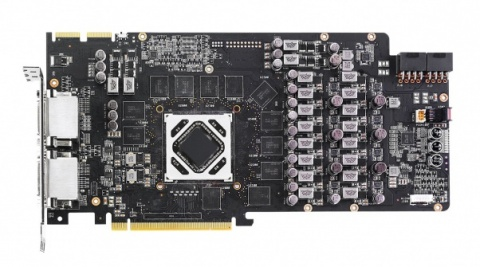 Asus Matrix 7970 bare board