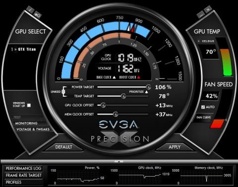EVGA Precision X 4.0.0