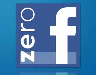Logo Facebook Zero