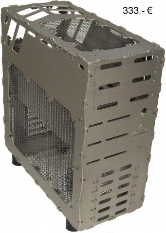 HAXX fanless case