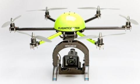 FC6-650 Hexacopter