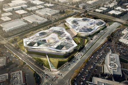 Future NVIDIA HQ