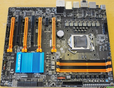 Gigabyte GA-Z87X-OC Motherboard