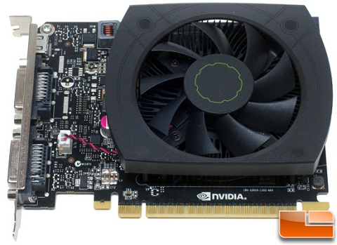 NVIDIA GeForce GTX 650 Ti GPU